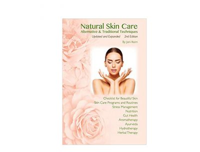 """e3 votes """"Natural Skin Care: Alternative & Traditional Techniques"""" Updated and Expanded by Joni Keim to be the best natural skin care book."""