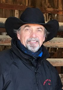 Bill Turner is an energy worker who has decades of experience using essentials oils with horses.