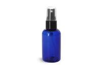 Blue PET Bottles