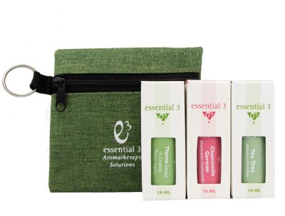 e3's Restore Balance Kit contains your choice of 3 essential oils for Yeast Infection – Candida, Thrush, Jock Itch, Athlete's Foot, Nail Fungus, and more