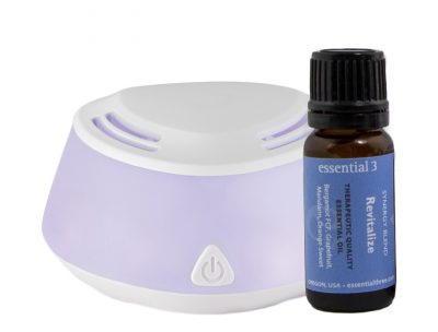 You can buy the Aroma Breeze essential oil diffuser at essentialthree's online store.