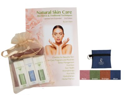 Enjoy the special discount on e3's gift set Natural Skin Care Kit & Best Skin Care Book
