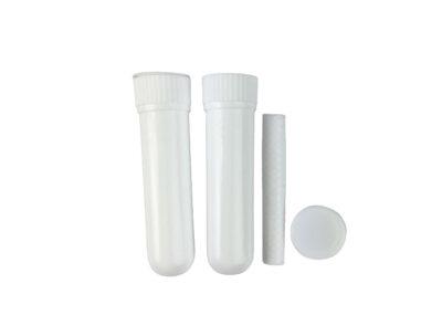 2 aromatherapy plastic inhalers