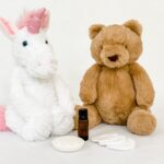 Give an aromatherapy cuddle with PowderPuff the Unicorn or SnooperBear the cuddly Teddy Bear