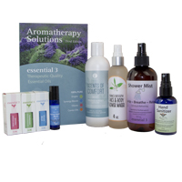 Give the best aromatherapy gifts with an e3 Gift Certificate