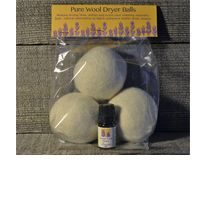Dryer Balls & Lavender