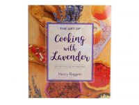 Art of Cooking with Lavender Cookbook