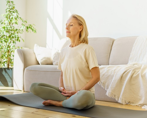 Caryn and Lakita share 3 easy breathwork techniques you can use to restore calm whenever you need it.