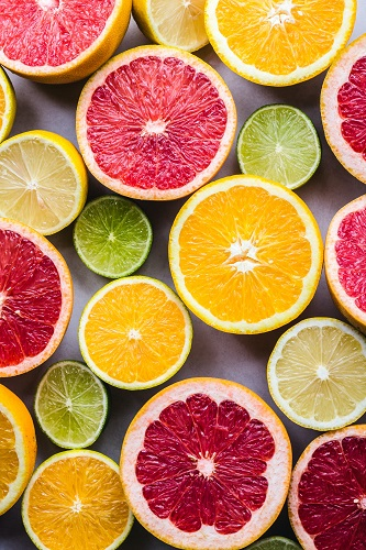 Use citrus fresh essential oils in your recipes when you forget to buy grapefruit, oranges, lemons or limes.
