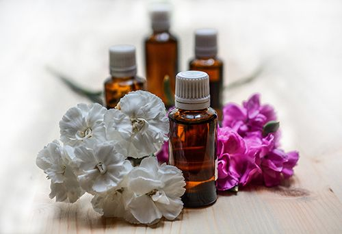 Using essential oils during chemotherapy and radiation