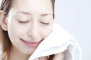After using essential oils for skin care in your facial compress you'll feel more relaxed and serene.