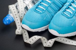 Freshen sneakers and help deter Athlete's Foot, with these essential oils for working out.