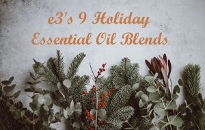 Caryn shares easy, DIY recipes for holiday essential oil blends so you enjoy festive aromas year round.