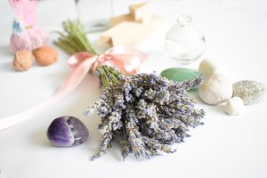 Keep your motel room, hotel room, and car room smelling fresh with lavender aromatherapy spray