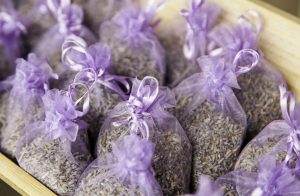 Whenever you travel, take lavender sachets with you to keep everything smelling fresh.