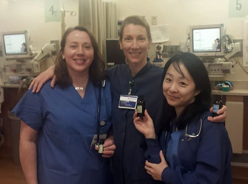 In support of National Nurses Week, e3 Caryn Gehlmman asks her daughter, nurse Staci Antaya, how she uses essential oils to comfort her patients and nursing staff.